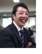 角田誠さん