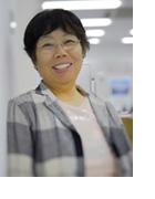安田佐恵子さん